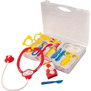 Kinder Doktorkoffer 13-teilig Arztkoffer Arzttasche Spielzeug Stethoskop Brille - Bild 1