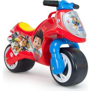 INJUSA Kinder Laufrad PAW PATROL - Motorrad Baby Rutscher Lauflernhilfe Lernrad - Bild 1
