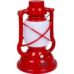BO-CAMP Nostalgie Sturm Laterne LED - Camping Lampe Zelt Garten Leuchte dimmbar - Bild 1
