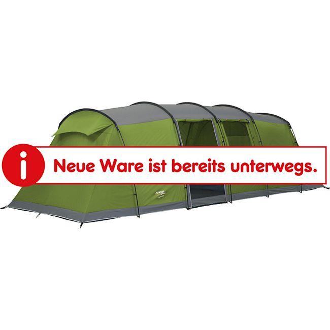 VANGO Tunnelzelt Longleat 800 XL 6-8 Personen Zelt Camping Familienzelt Vorraum - Bild 1
