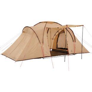 GRAND CANYON Kuppelzelt Atlanta 4 Personen Zelt Familienzelt Camping Vorraum - Bild 1