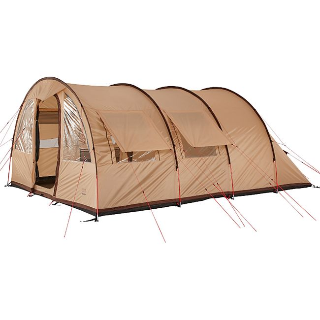 GRAND CANYON Tunnelzelt Helena 6 Personen Familien Gruppen Zelt Camping Vorraum - Bild 1
