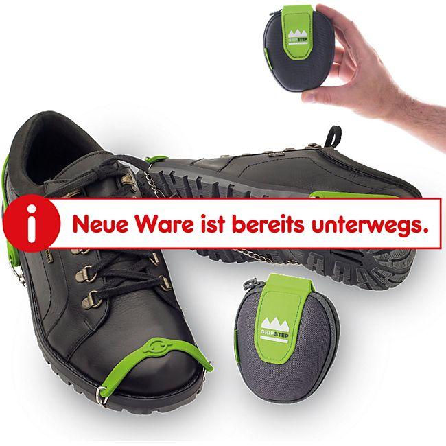 VERIGA Grip Step Steigeisen - Schuhkrallen Eis Krallen Schuh Spikes Ketten 35-47 Größe: L (41-47) - Bild 1
