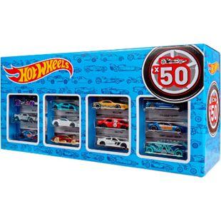HOT WHEELS 50er Pack Modell Spielzeug Auto Kinder Spielset Sammlung Geschenk Set - Bild 1