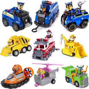 PAW PATROL Ultimate & Basic Fahrzeuge Spielfigur Action Figur Kinder Spielzeug Variante: Chase Patrol Cruiser - Bild 1