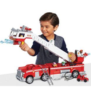 PAW PATROL Spielset Ultimate Fire Truck Actionfigur Auto Spielfigur Spielzeug - Bild 1