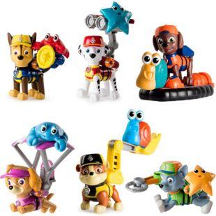 PAW PATROL Sea Patrol Hero Welpe Spielfigur Actionfigur Kinder Spielzeug Figuren Variante: Marshall - Bild 1