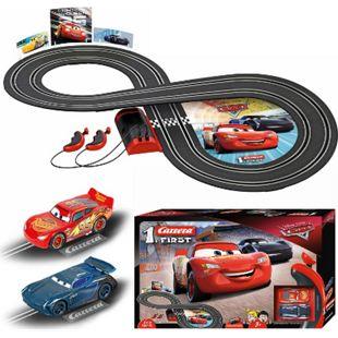 CARRERA First Disney Cars 3 Auto Rennbahn Spielzeug Fahrzeug Lightning & Jackson - Bild 1