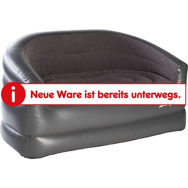 VANGO Luft Sofa 2 Personen - Camping Couch Garten Luft Sessel Lounge Aufblasbar - Bild 1