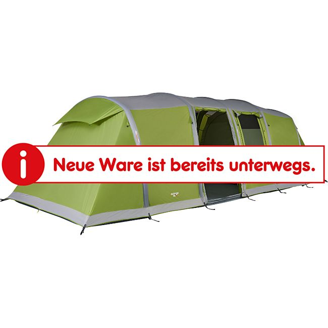 VANGO Tunnelzelt Longleat Air 800XL Airtube Luftzelt 8 Personen Zelt Aufblasbar - Bild 1