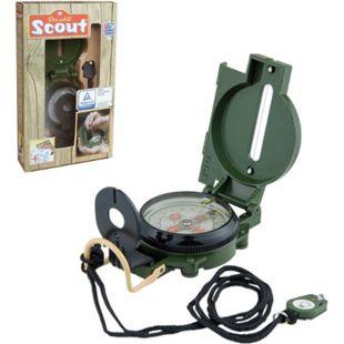 SCOUT Kinderkompass  Kinder Marschkompass Taschenkompass Kompass LED Beleuchtung - Bild 1
