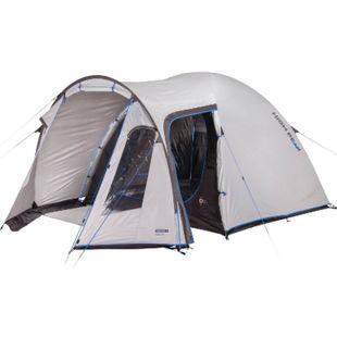 HIGH PEAK Kuppelzelt Tessin 4 Personen Camping Iglu Zelt Familienzelt Vorraum - Bild 1