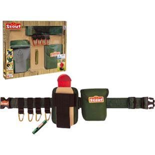 SCOUT Kinder Abenteuergürtel für Taschenmesser, Schnitzmesser, Taschenlampe OVP! - Bild 1