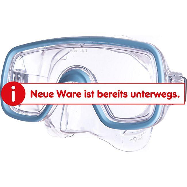 SALVAS Jugend Tauchmaske Domino Schnorchel Taucher Schwimm Brille Maske Mit Nase - Bild 1
