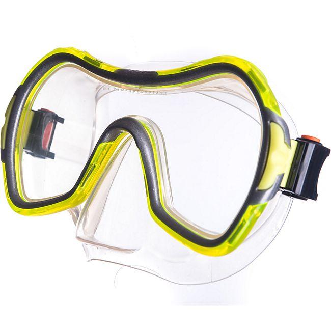 SALVAS Tauch Maske Viva Md Schnorchel Schwimm Brille Beschlag Erwachsene Silikon - Bild 1