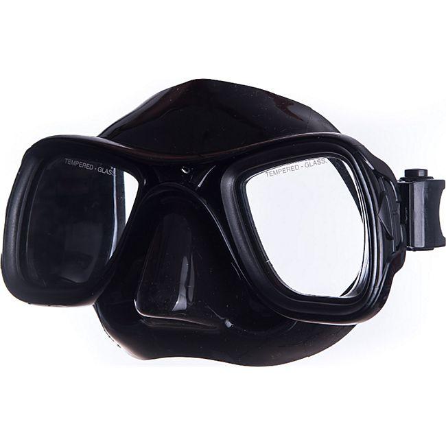 SALVAS Tauch Maske Sphera Schnorchel Schwimm Brille Beschlag Erwachsene Silikon - Bild 1