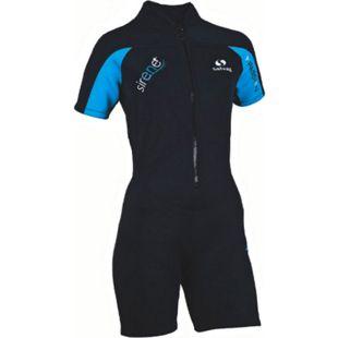 SALVAS Neopren Surf Anzug Shorty Kite Wakeboard Wasserski SUP Wet Suit Damen Größe: XS - Bild 1