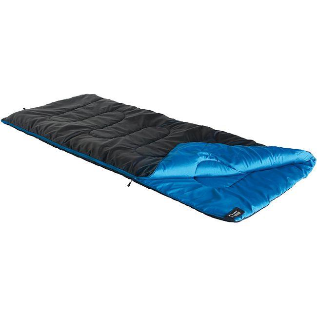 HIGH PEAK Decken Schlafsack Ceduna Hütten Trekking Koppelbar 1,4kg 2m Lang -11°C - Bild 1