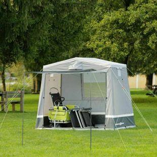 BRUNNER Lagerzelt Storage Plus Camping Küchen Zelt Umkleide Geräte Beistellzelt - Bild 1