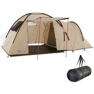 GRAND CANYON Kuppelzelt Atlanta 3 Personen Zelt Iglu Familien Camping Vorraum - Bild 1