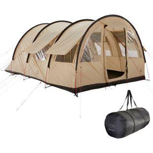 GRAND CANYON Tunnelzelt Helena 5 Personen Familien Gruppen Zelt Camping Vorraum - Bild 1