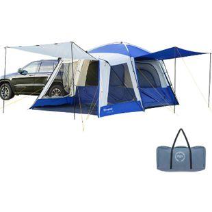 KINGCAMP Buszelt Meilfi Plus Heckzelt VW Bus Vor Zelt SUV Van Camping 3000 mm - Bild 1