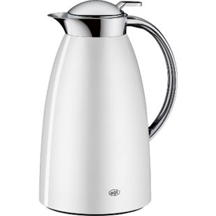 ALFI Thermo Kanne Gusto 1 L Kaffee Isolier Flasche Edelstahl Schraubverschluss - Bild 1