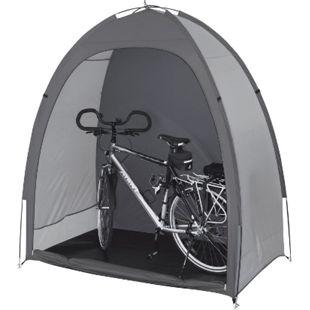 BO-CAMP Fahrradzelt Fahrrad Garage Beistell Geräte Lager Zelt Umkleide Pavillon - Bild 1