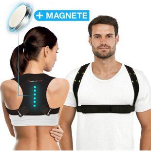 Sportstech Rücken Geradehalter RTX100 mit Magneten... M - Bild 1