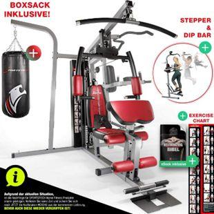 Sportstech Premium Kraftstation HGX260 Multifunktions-Heimtrainer - Bild 1