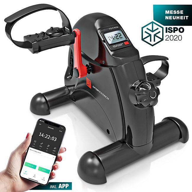Sportstech Mini-Heimtrainer DFX50 Bewegungstrainer + Fitness-App - Bild 1