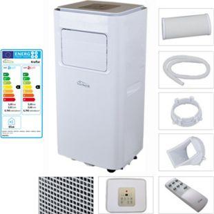 TroniTechnik KRAFLAR 4-in-1 Klimaanlage Klimagerät Luftentfeuchter Ventilator 7.000 BTU/2,0 kW inkl. Zubehör und Fernbedienung - Bild 1
