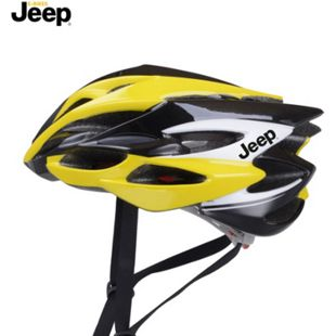 Jeep E-Bike Helm yellow - Bild 1