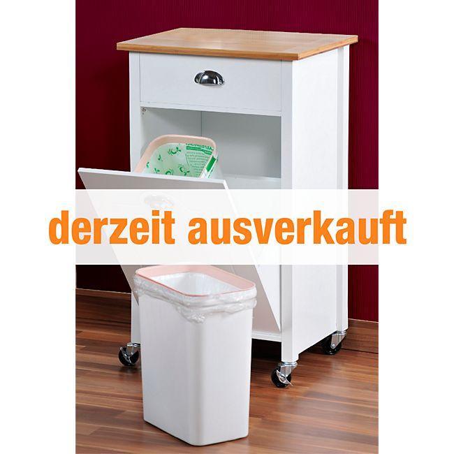 kesper k chenwagen inkl abfalleimer g nstig online kaufen. Black Bedroom Furniture Sets. Home Design Ideas