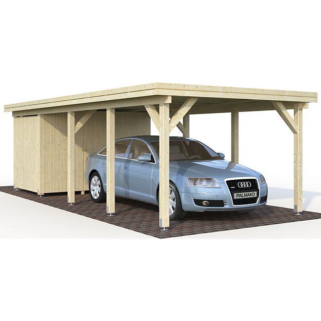 palmako karl 23 1 m carport g nstig online kaufen. Black Bedroom Furniture Sets. Home Design Ideas