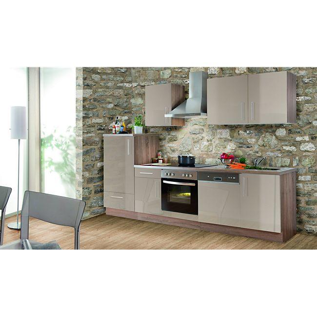 Menke Küchen Küchenzeile Verona 280 cm günstig online kaufen | Plus.de