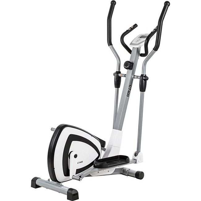 motive fitness by u n o crosstrainer ct 400 wei schwarz g nstig online kaufen. Black Bedroom Furniture Sets. Home Design Ideas