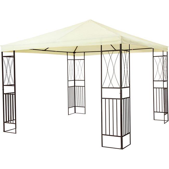 tepro pavillon kaemi creme g nstig online kaufen. Black Bedroom Furniture Sets. Home Design Ideas