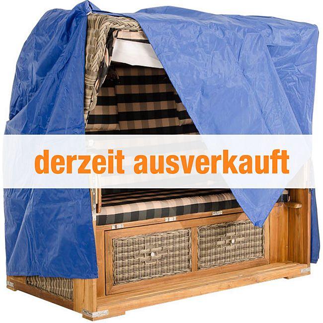 clp abdeckhaube f r clp strandkorb langeoog i wetterschutz aus kunststoff i schutzh lle f r den. Black Bedroom Furniture Sets. Home Design Ideas