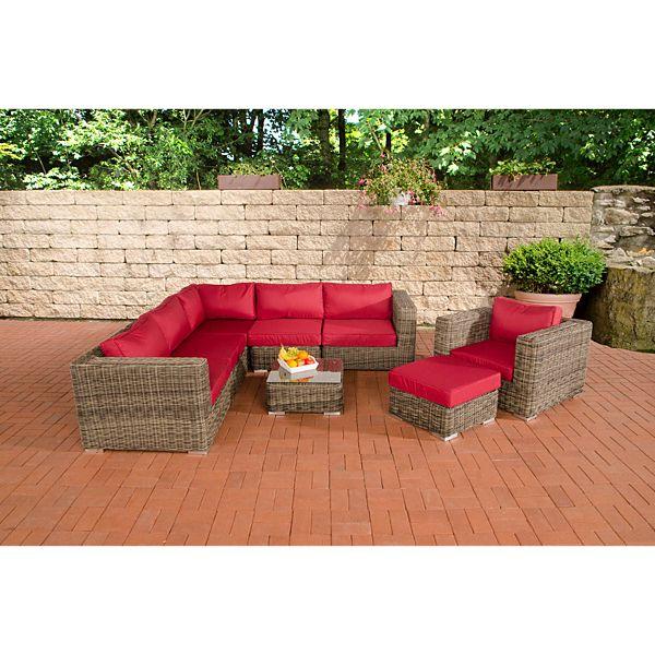 Lounge Gartenmöbel online kaufen   Rattanmöbel bei Plus.de