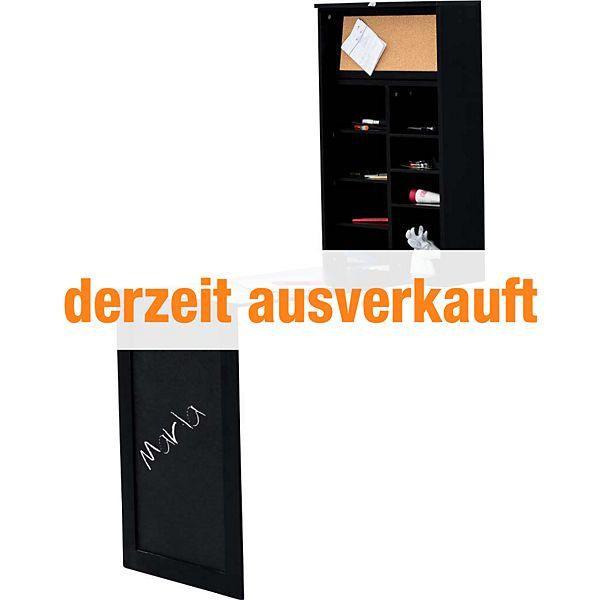 Wand-Klapptisch mit Tafel MARLA, für die Küche, Holz Schreibtisch ...