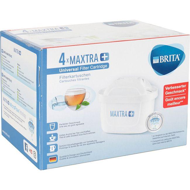 brita wasserfilter maxtra pack 4 g nstig online kaufen. Black Bedroom Furniture Sets. Home Design Ideas