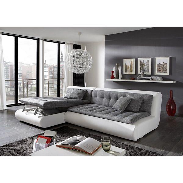 Sofa Dreams Ecksofa mit Schlaffunktion EXIT ELEVEN - Plus.de ...