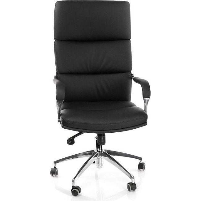 hjh office profi chefsessel brunello 20 mit armlehnen g nstig online kaufen. Black Bedroom Furniture Sets. Home Design Ideas