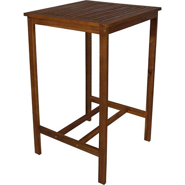 gartenmoebel einkauf stehtisch indra 70x70cm akazienholz ge lt g nstig online kaufen. Black Bedroom Furniture Sets. Home Design Ideas