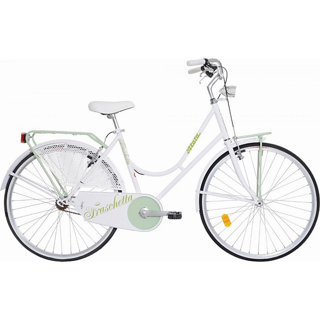 26 Zoll Damen Holland Fahrrad Atala Fraschetta 1 Gang weiß günstig ...