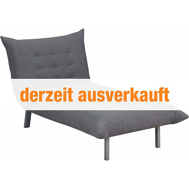 homcom chaiselongue mit schlaffunktion g nstig online kaufen. Black Bedroom Furniture Sets. Home Design Ideas